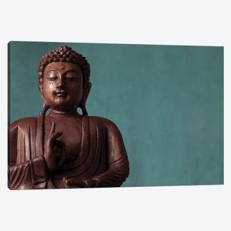 Buddha III 3-Piece Canvas #AFR96} by Assaf Frank Canvas Print