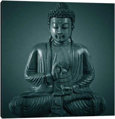 Buddha V Canvas Art Print