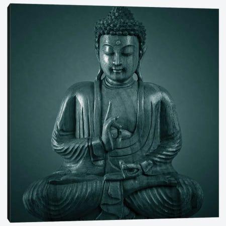 Buddha V 3-Piece Canvas #AFR98} by Assaf Frank Canvas Artwork