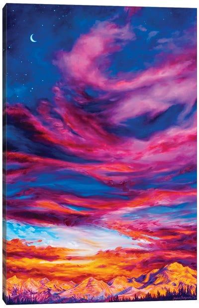 Denali Canvas Art Print