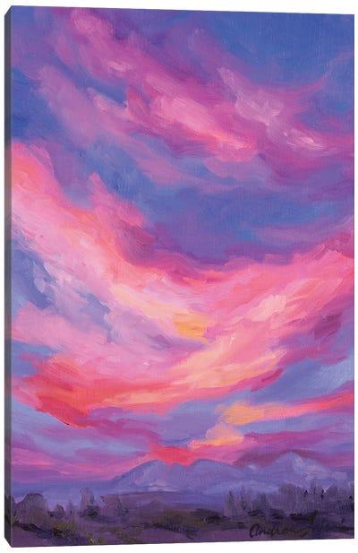 Desert Sorbet Canvas Art Print