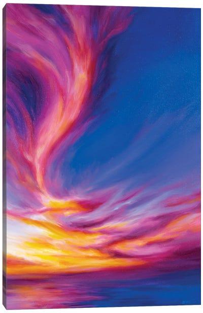 Genie Canvas Art Print