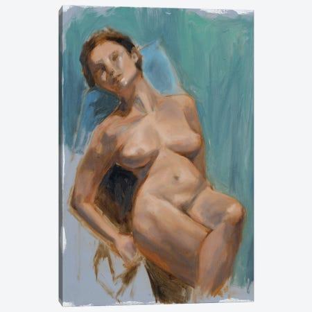 Inncominatti IIIHr Figure Canvas Print #AFS27} by Andrea Fairservice Canvas Print