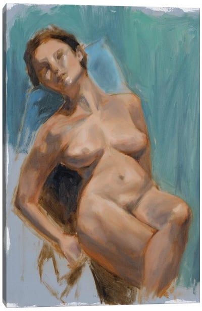 Inncominatti IIIHr Figure Canvas Art Print