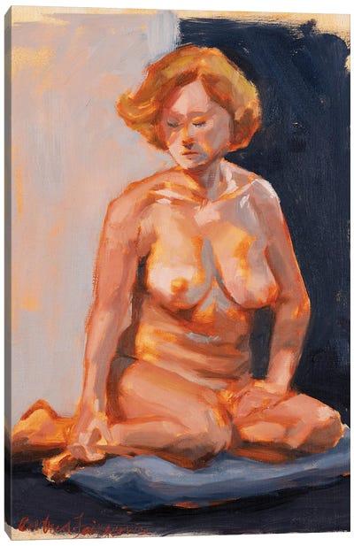 Montco 4Hr Figure II Canvas Art Print