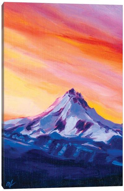Mountain Study I Canvas Art Print