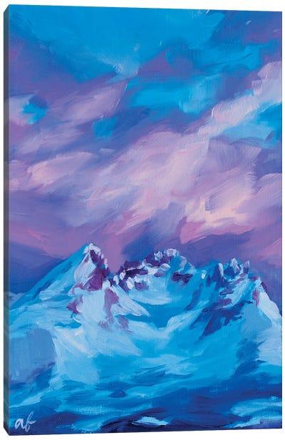 Mountain Study II Canvas Art Print