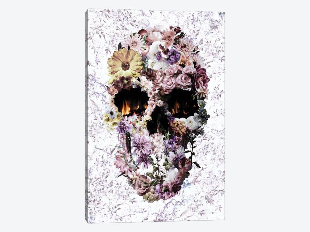 Upland Skull by Ali Gulec 1-piece Canvas Art Print