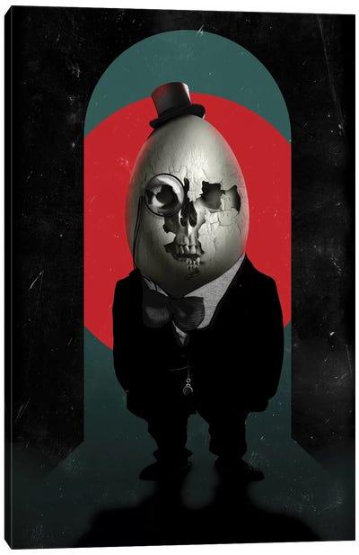 Humpty Dumpty Canvas Print #AGC16