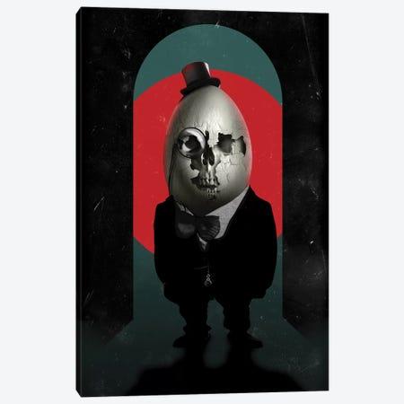 Humpty Dumpty Canvas Print #AGC16} by Ali Gulec Canvas Print