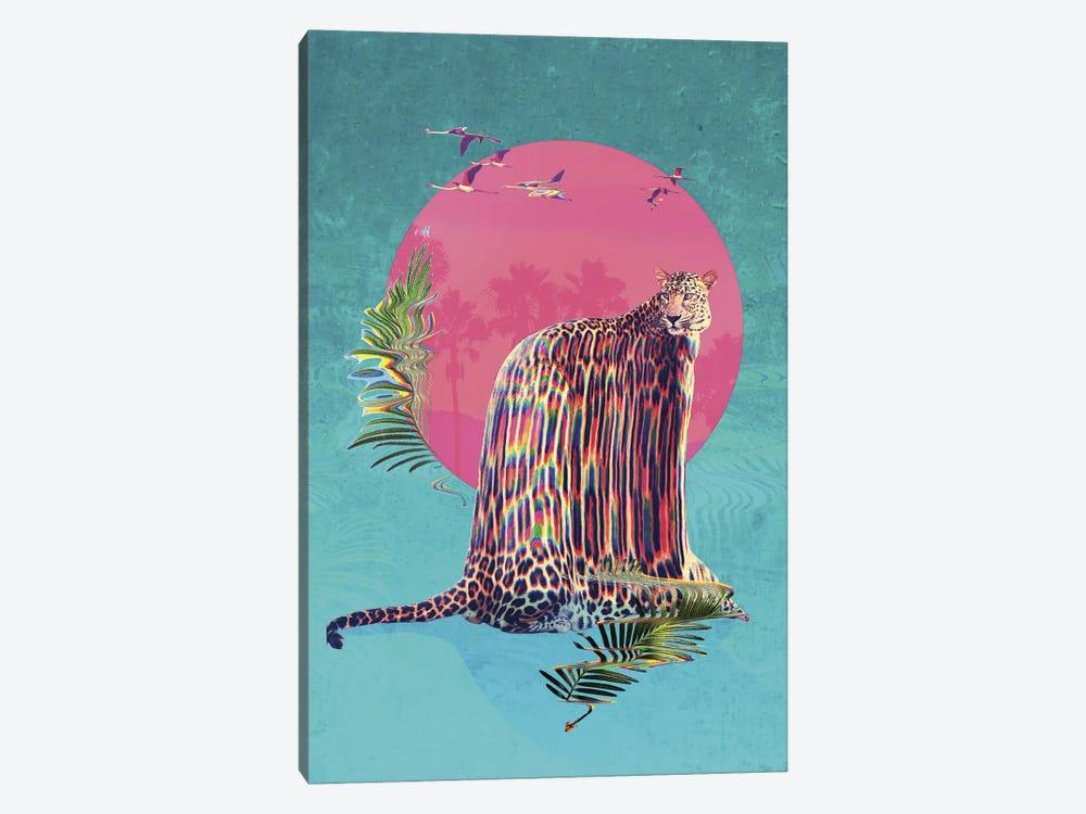 Jaguar by Ali Gulec 1-piece Canvas Artwork