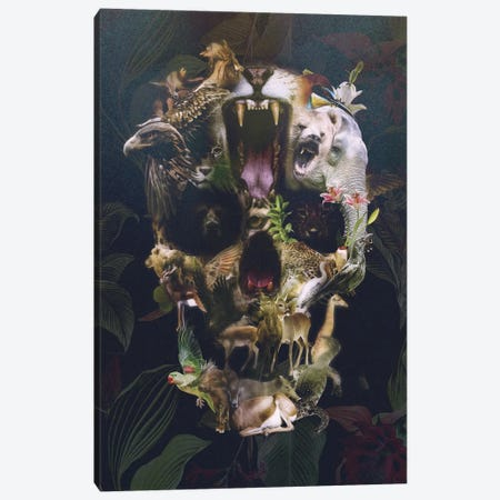 Kingdom Canvas Print #AGC19} by Ali Gulec Canvas Artwork