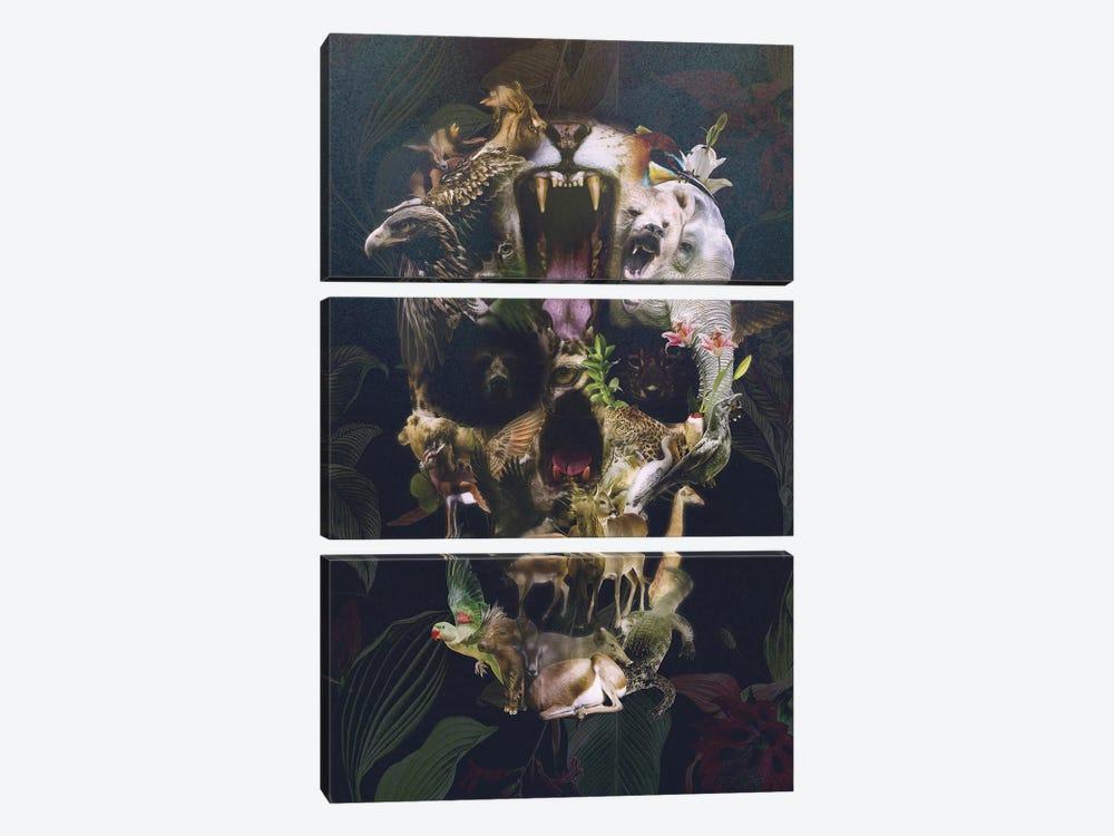 Kingdom by Ali Gulec 3-piece Canvas Art