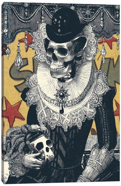 Lady Canvas Print #AGC21