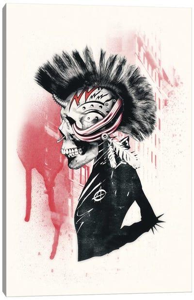 Punk Canvas Print #AGC28