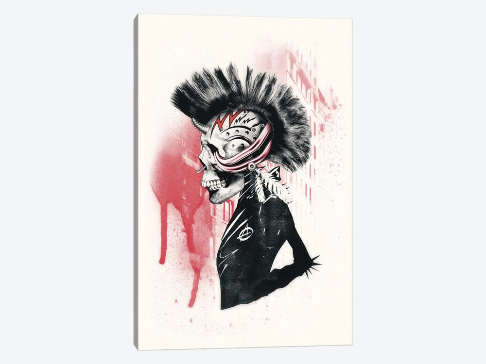 Punk by Ali Gulec 1-piece Canvas Artwork