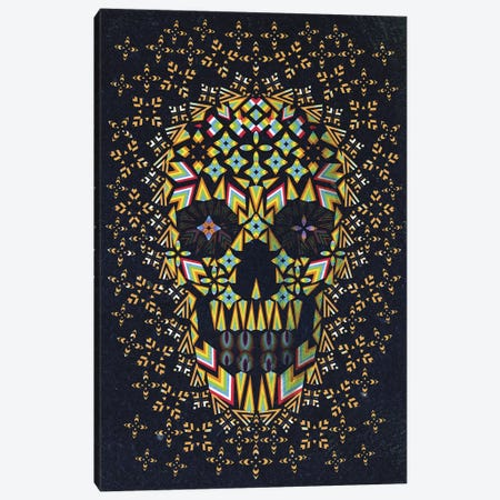 Skull #6 Canvas Print #AGC31} by Ali Gulec Canvas Art