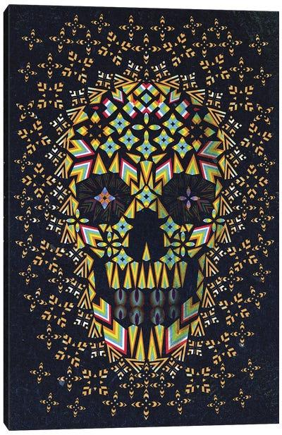 Skull #6 Canvas Art Print