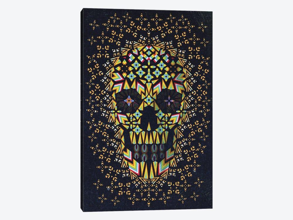 Skull #6 by Ali Gulec 1-piece Canvas Wall Art