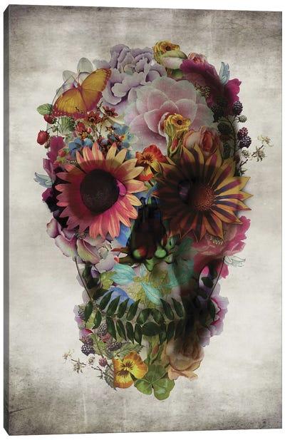 Skull #2 Canvas Art Print