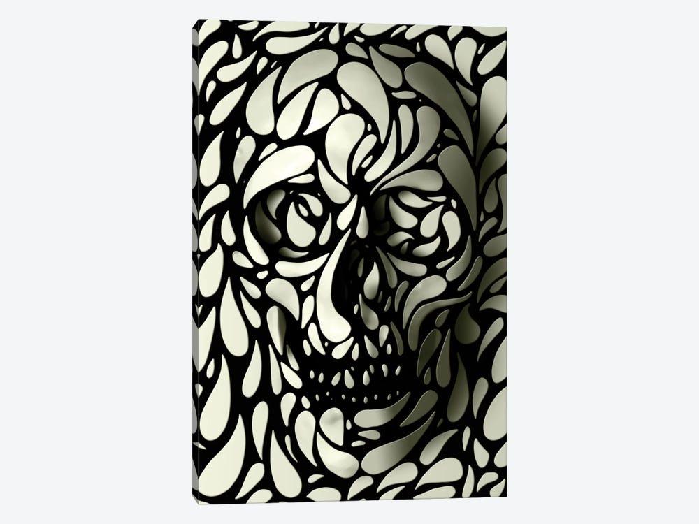 Skull #4 by Ali Gulec 1-piece Art Print