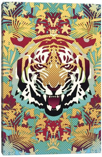 Tiger Canvas Print #AGC38