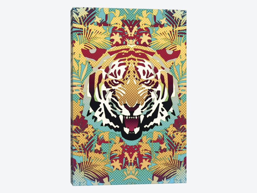 Tiger by Ali Gulec 1-piece Art Print