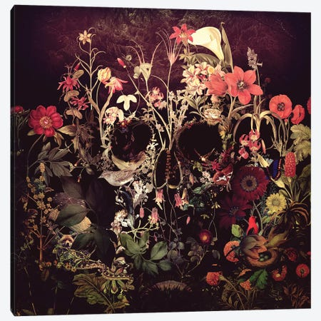 Bloom, Square Canvas Print #AGC46} by Ali Gulec Canvas Wall Art