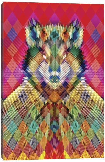 Corporate Wolf Canvas Print #AGC4