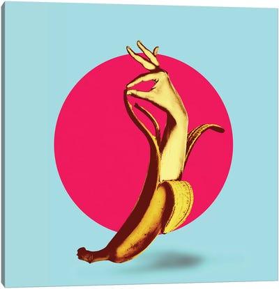 El Banana Canvas Art Print