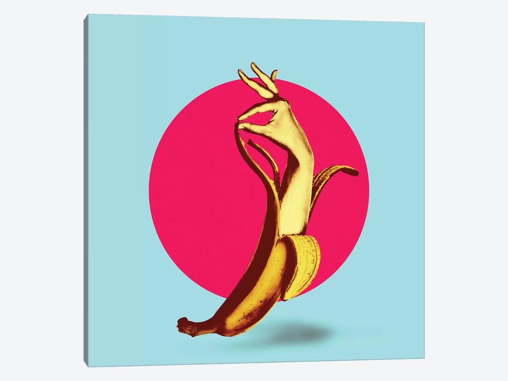 El Banana by Ali Gulec 1-piece Canvas Artwork