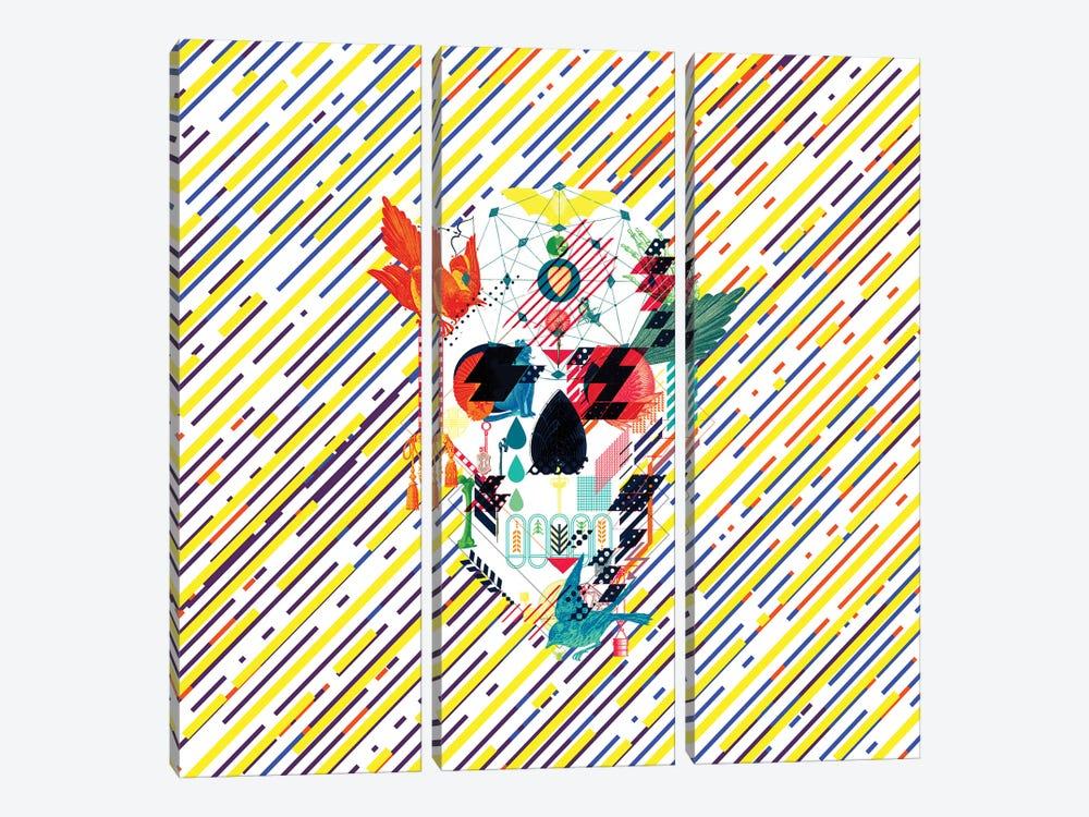 El Nuovo Col, Square by Ali Gulec 3-piece Art Print