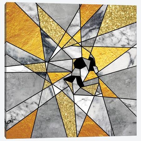Fragment, Square Canvas Print #AGC61} by Ali Gulec Art Print