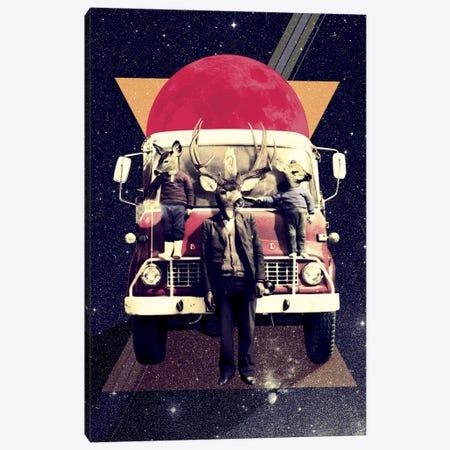 El Camion Canvas Print #AGC7} by Ali Gulec Art Print