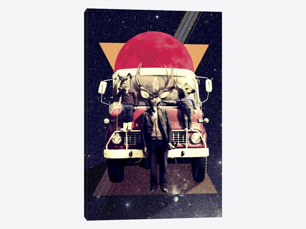 El Camion by Ali Gulec 1-piece Canvas Artwork