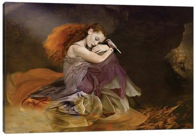 A Love Song Canvas Art Print