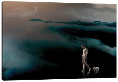 Finding My Way Canvas Art Print