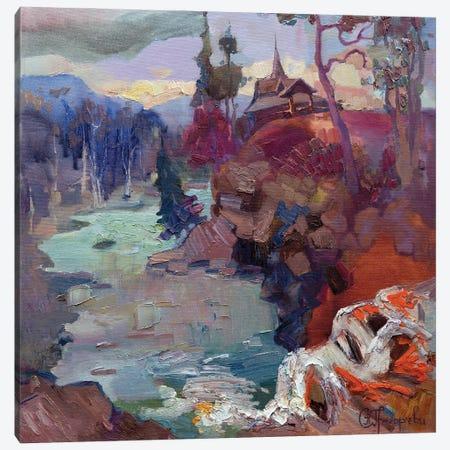 Before Winter Canvas Print #AGG116} by Anastasiia Grygorieva Canvas Art