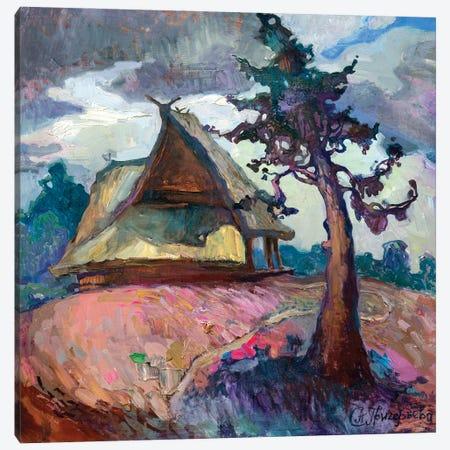 Kerkshli Bath Canvas Print #AGG120} by Anastasiia Grygorieva Canvas Wall Art
