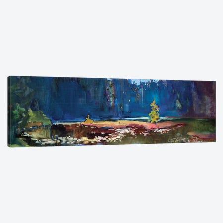 Love Lake Canvas Print #AGG126} by Anastasiia Grygorieva Canvas Art Print