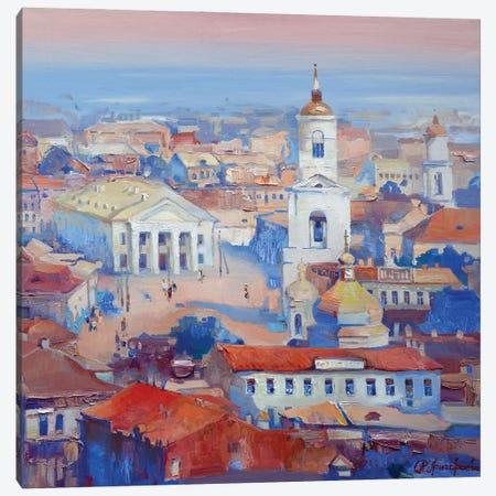 Podol Canvas Print #AGG127} by Anastasiia Grygorieva Canvas Print