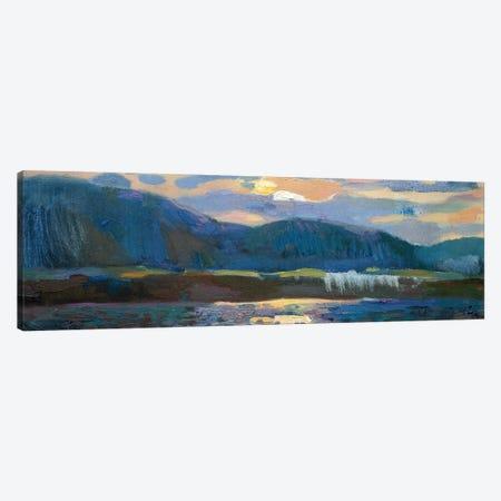 Sunrise Canvas Print #AGG130} by Anastasiia Grygorieva Canvas Print