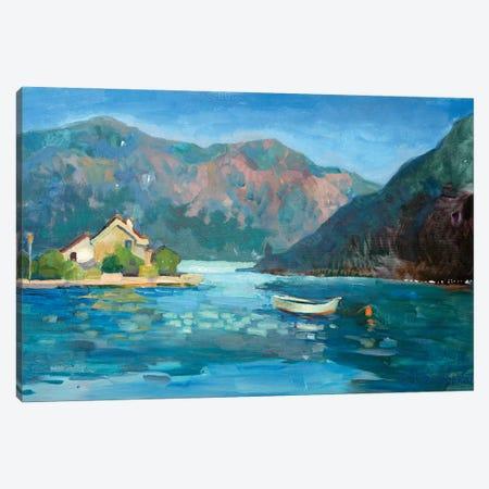 Dawn Of Summer Day Canvas Print #AGG141} by Anastasiia Grygorieva Canvas Artwork