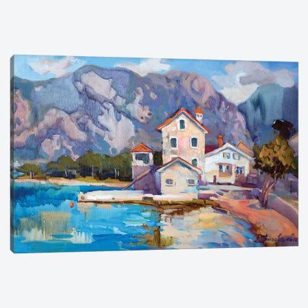 Shine Of Evening Canvas Print #AGG142} by Anastasiia Grygorieva Canvas Art