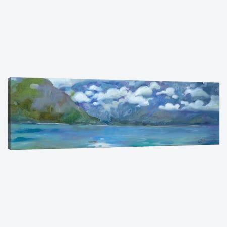 Under The Clouds Canvas Print #AGG150} by Anastasiia Grygorieva Art Print