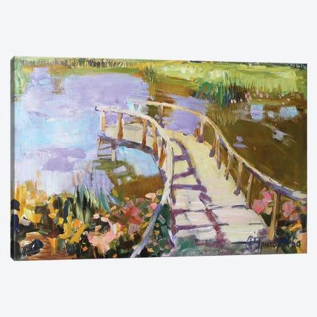 Sunny Mood Canvas Print #AGG15} by Anastasiia Grygorieva Canvas Print