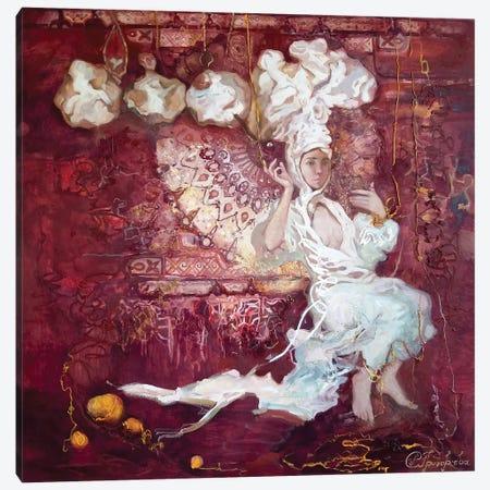 Marionette Canvas Print #AGG31} by Anastasiia Grygorieva Canvas Art