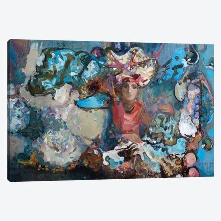 Dream I Canvas Print #AGG96} by Anastasiia Grygorieva Art Print