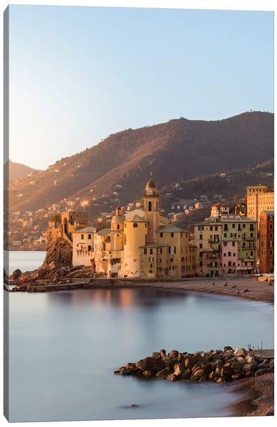 Camogli I Canvas Art Print