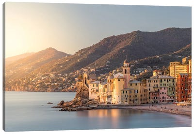 Camogli II Canvas Art Print